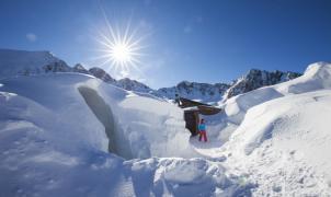 Grandvalira acumula hasta 235 cm de nieve en plena primavera