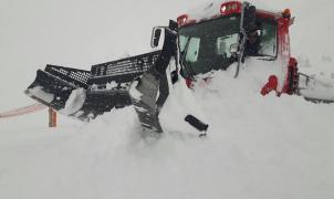 Grandvalira recibe 170 cm de nieve nueva en los últimos 7 días y roza el récord de 2015