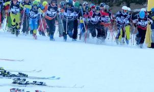Se disputa con éxito la 1ª edición de la Head 12h Masella, 12 horas de esquí sin parar
