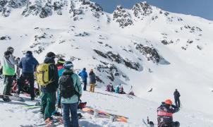Dominio español en snowboard masculino y femenino en la JAM Extreme FWQ Arcalís