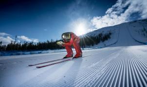 Jan Farrell vuela hasta la 5ª posición en la Copa del Mundo de Speed Ski