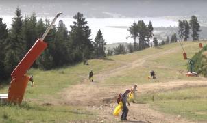 Les Angles limpiará sus montañas invitando a barbacoa a los colaboradores