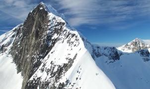 ¡Un vídeo de vértigo! El espectacular ascenso de Kilian Jornet al Kirketaket
