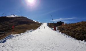 Kitzbühel, una de las estaciones más bajas de Austria, abre pistas un 14 de octubre