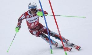 Kristoffersen gana en el Slalom de Wengen y la esquiadora Scheyer vence en Altenmarkt