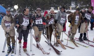 La Molina se sumerge en una gran jornada Retro para celebrar los 75 años