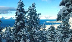 A una semana del verano vuelven las nevadas al norte de California