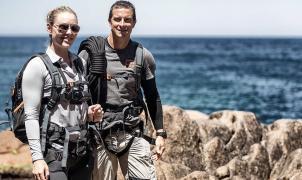 """Lindsey Vonn se pasa del esquí de competición a la supervivencia en """"Famosos en peligro"""""""