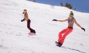 Mammoth Mountain cerró este domingo una temporada de récord después de 9 meses