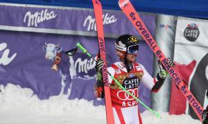 """Un Marcel Hirscher """"estratosférico"""" consigue su victoria nº45 en el Gigante de Aspen"""