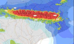 Avance Meteo: Cambio importante de tiempo a partir del domingo con nevadas