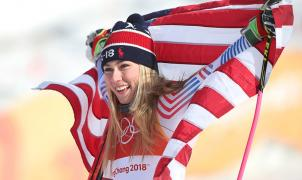 Mikaela Shiffrin renuncia a disputar el descenso
