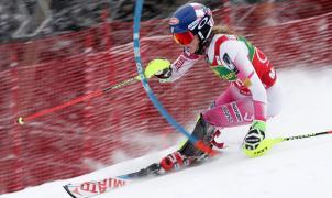 Mikaela Shiffrin vuelve a superar a sus rivales y logra la victoria en el Slalom de Maribor