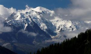 Mont Blanc: dos escaladores alemanes murieron de frío