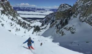Monumental: esquiando en los Parques Nacionales de los USA