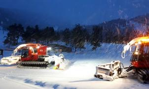 Gracias al frío y algunas nevadas las estaciones del Grupo FGC aumentan km de pistas