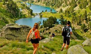 El Pirineo de Lleida espera superar los 600.000 visitantes este verano