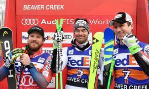 Sorprendente victoria de Vincent Kriechmayr en el SG de Beaver Creek
