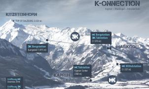 El sueño de Kaprun de conectar Maiskogel y Kitzsteinhorn costará 81 millones de euros