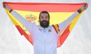 El flamante medalla de bronce de snowboard ya prepara la Copa del Mundo en La Molina