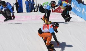 Nueva Copa de España Movistar de Snowboard y Freestyle