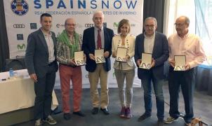 La RFEDI concede las Medallas al Mérito Deportivo 2017