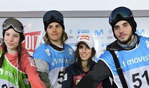 Llega el Campeonato de España de Freestyle Ski y Snowboard de Slopestyle en Sierra Nevada