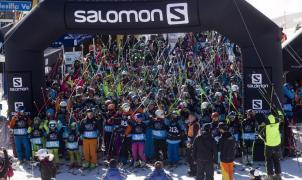 El Salomon Quest Challenge reúne 300 participantes en la última prueba en Sierra Nevada