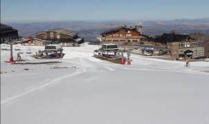 Sierra Nevada confirma la apertura de la temporada para este sábado 25