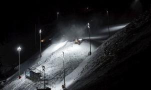Sierra Nevada 2017 comienza la construcción de los seis escenarios de competición del Mundial