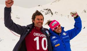 ¡Simone Origone rey del KL! suma la décima Copa del Mundo de esquí de velocidad