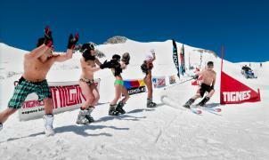 Tignes abrirá su glaciar para el esquí de verano el 23 de junio