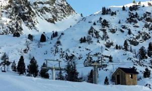 Tavascan cerrará la temporada de alpino el próximo domingo 2 de abril
