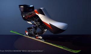 """El nuevo """"esquí sentado"""" de Toyota da la plata al japonés Taiki Morii en PyeongChang"""