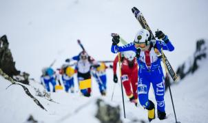 Anton Palzer y Laetitia Roux, vencedores de una espectacular Individual Race en la Font Blanca