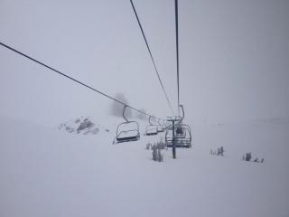Fuertes nevadas en buena parte de Estados Unidos estos últimos días!
