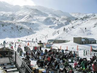 En Aramón Cerler se unen el mejor esquí y la alta gastronomía