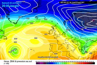 Previsión Meteo Fin de Semana: frío matinal con sol y algunas nevadas en los Alpes