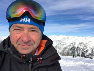 """Martí Rafel: """"el reto de la nieve no es competir entre estaciones, sino con las alternativas de ocio"""""""