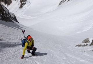 Kilian Jornet inicia el ataque final al Everest y espera hacerlo en un tiempo récord