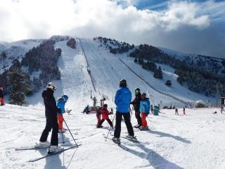 Masella cierra los 4 primeros días de apertura de la temporada con 5.500 esquiadores