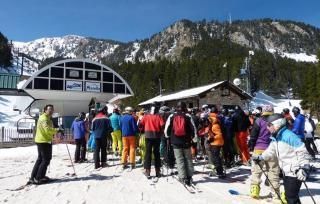 Masella ofrece diferentes puestos de trabajo para este invierno