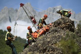 Hallan muertos a los 3 montañeros zamoranos que se encontraban perdidos en Picos de Europa