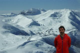 Javier Martínez Iglesias, nuevo director de la estación de esquí de Valgrande-Pajares