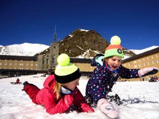 Vall de Núria celebra la primera edición de la Winter Vall dels Menuts