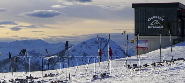 Ski Safari Kitzbüheler Alpen Austria
