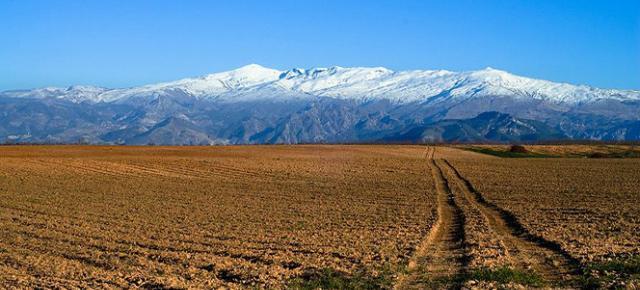Hi Trek Sierra Nevada. Treking por el Parque Natural de Sierra Nevada