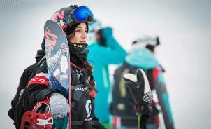 Núria Castán, la joven Rider de Snowboard que triunfa allá donde vaya
