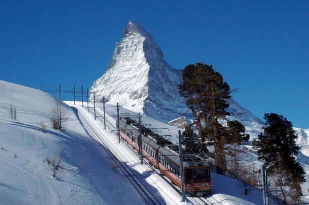 Zermatt-Matterhorn, Gornergrat Bahn