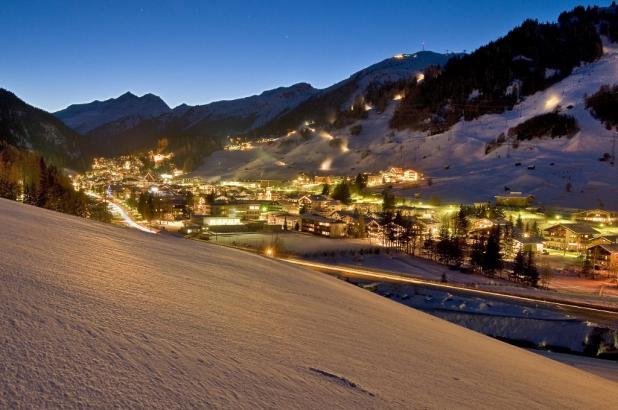 Nocturna de St. Anton am Arlberg